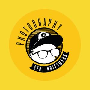 Bert Driesmans Photography Logo